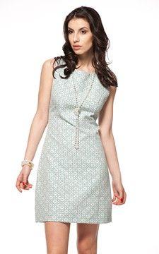 6079 Dress-6079-Mint