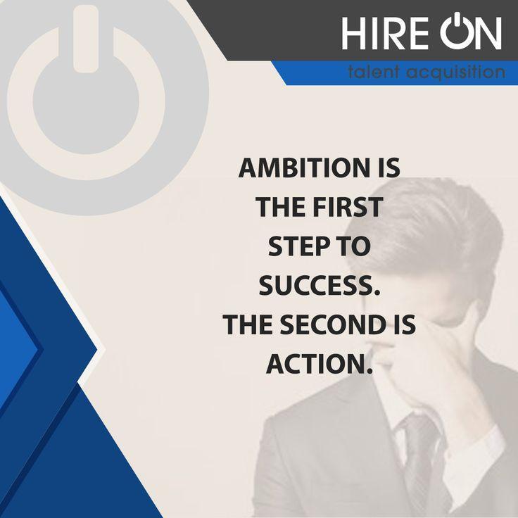 Ambition job jobs opportunity work hiring jobsearch