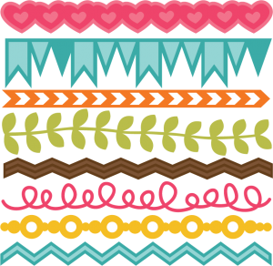 Borders/Banners/Backgrounds - Miss Kate Cuttables | Product ...