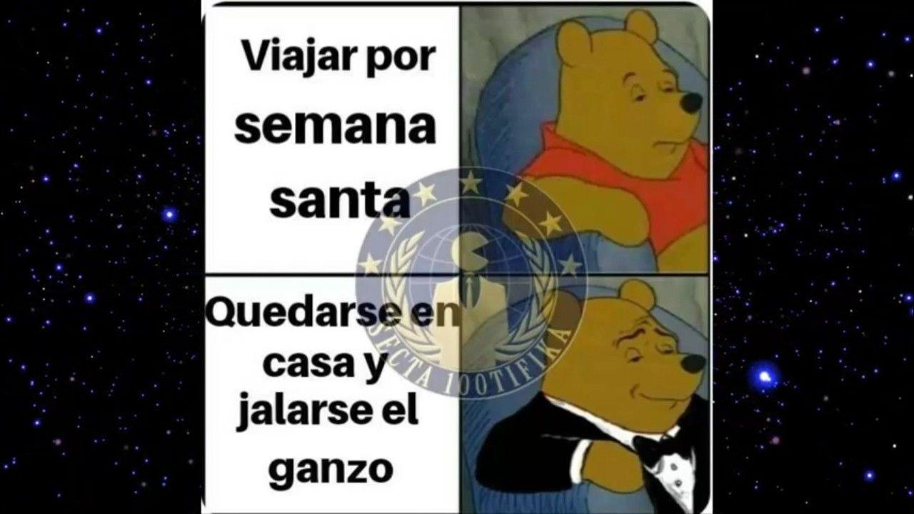 Pin De Myrtales En Memes Semana Santa Santos