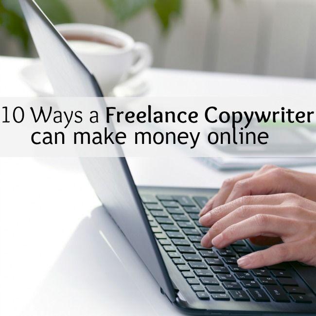 10 Ways a Freelance Copywriter Can Make Money | Saving