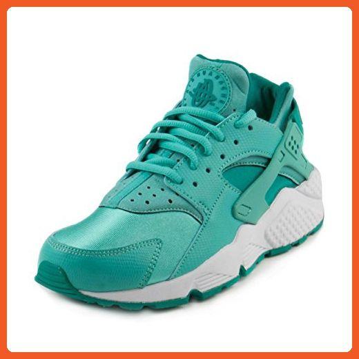 Nike Womens Wmns Air Huarache Run Washed Teal White Neoprene Size 7.5 -  Athletic shoes 3c49b904f