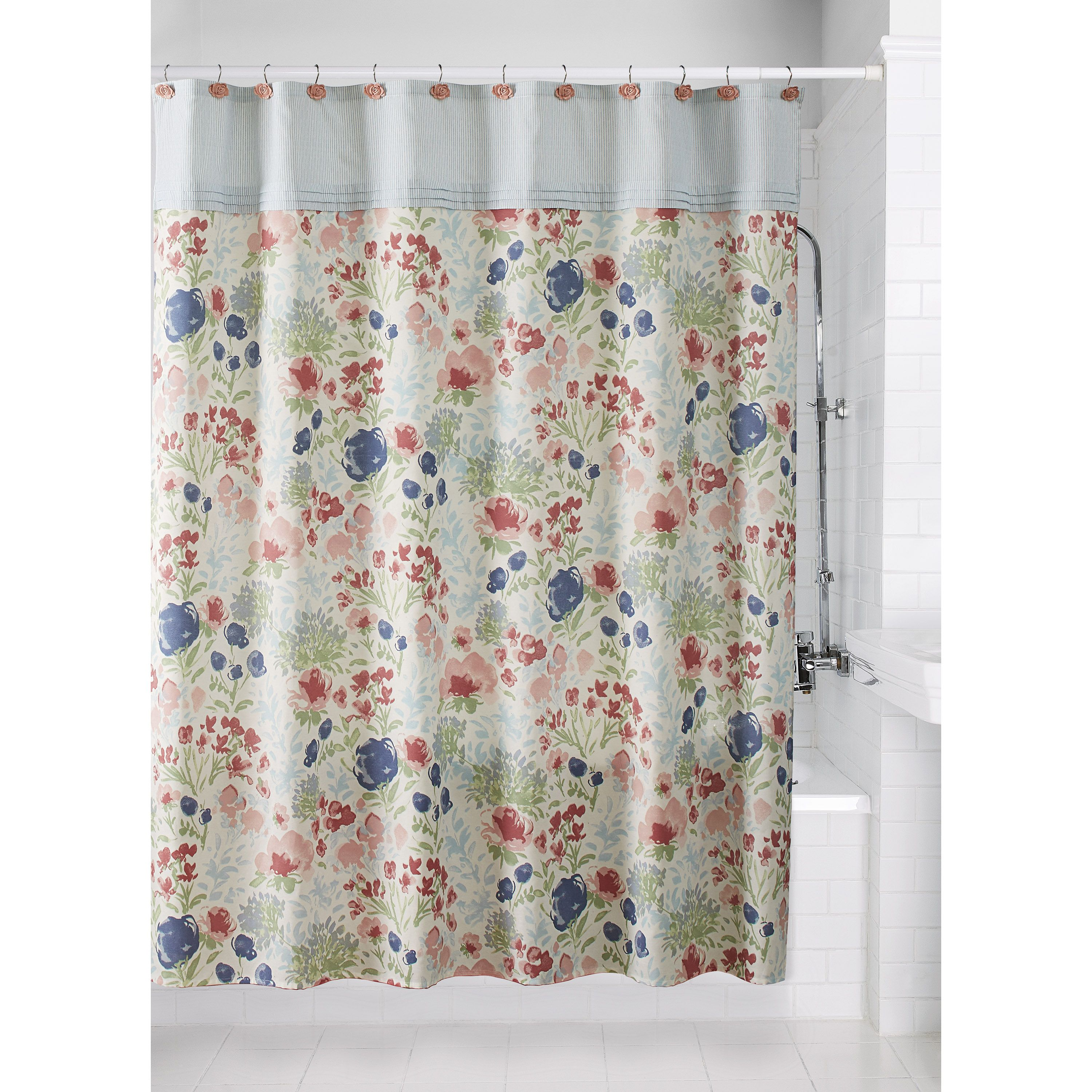 2c59e381eda546d59d0a3dc4b46a8c8c - Better Homes And Gardens Tranquil Floral Curtains