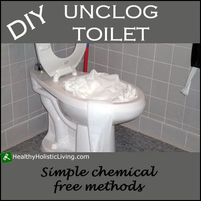 Pin By Jaime Melton On Cleaning Organizing Clogged Toilet Toilet