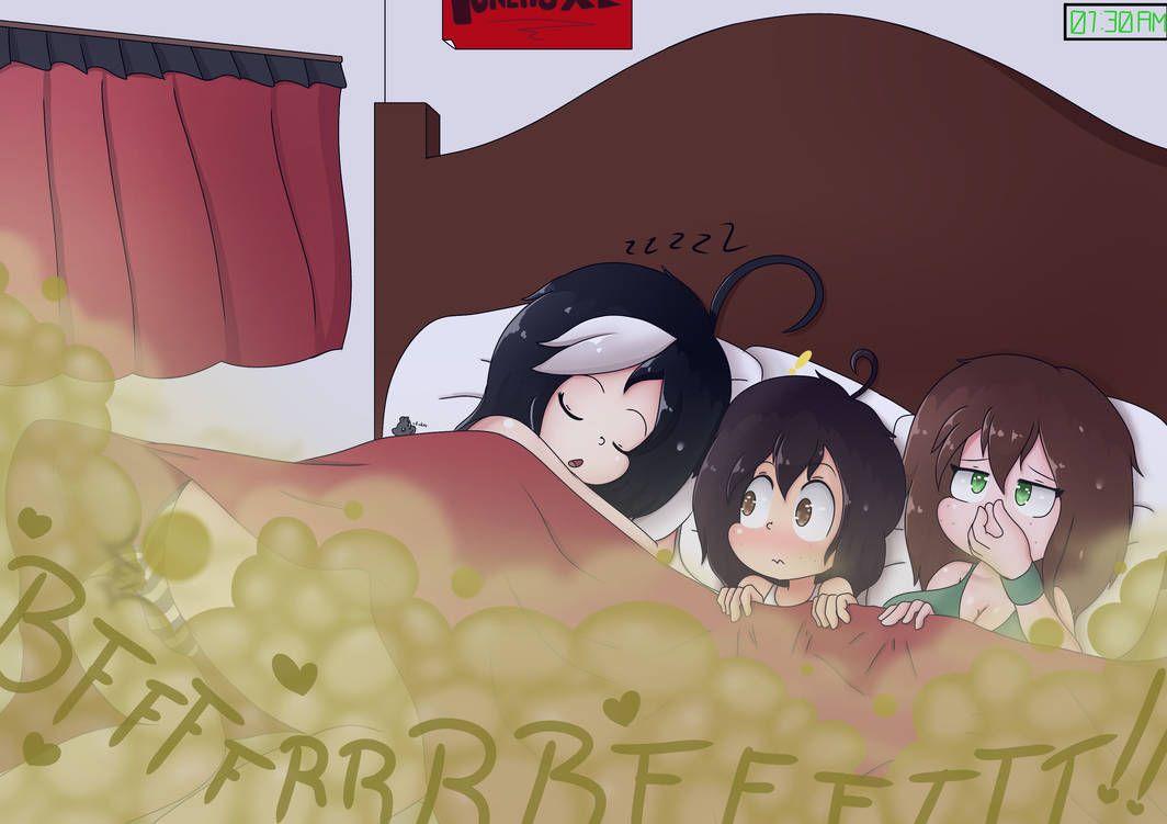 A Gassy Night 1 By Https Www Deviantart Com Burpychan On Deviantart Night Anime Pregnant Vore