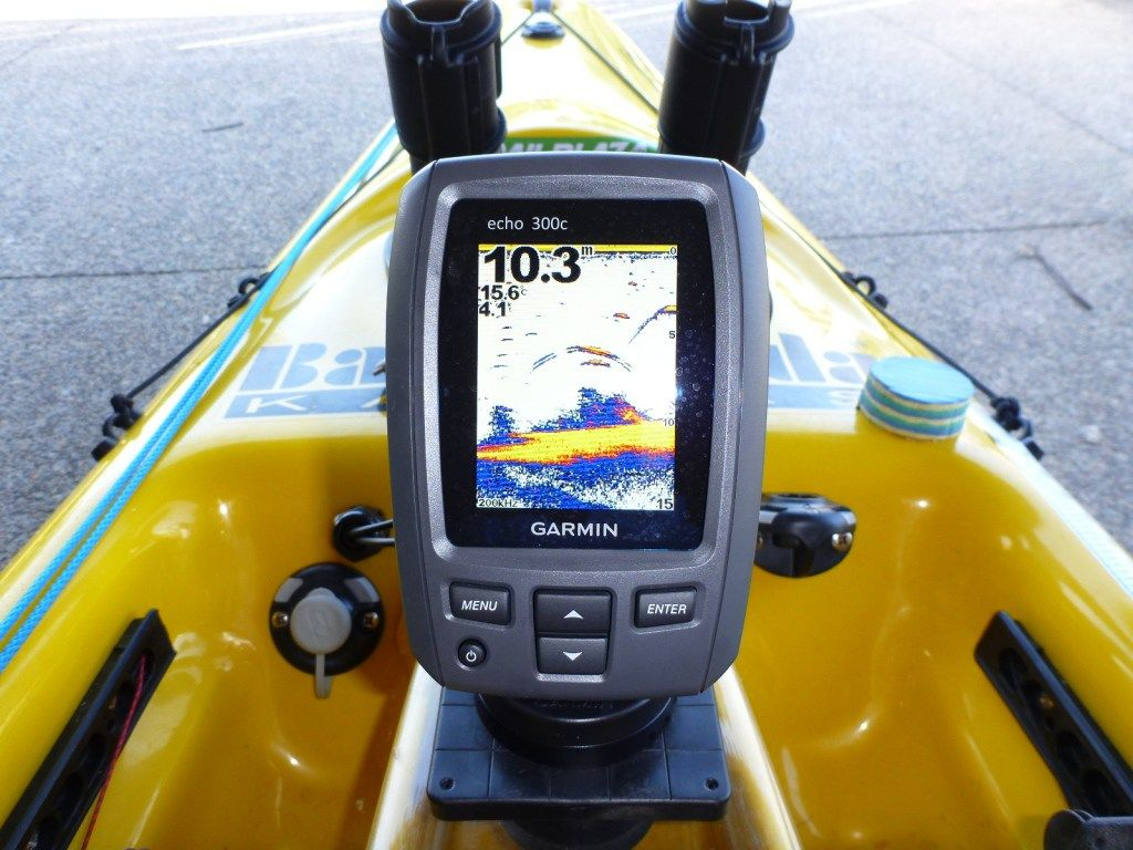 Garmin echo 301c fish finder review best fish finder for Fish finder reviews