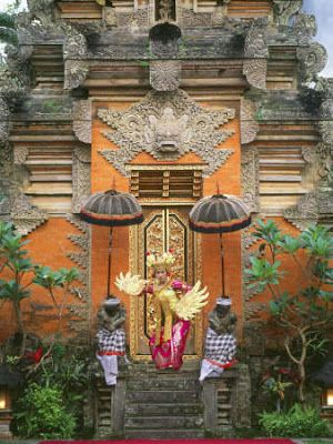 resting place in bali