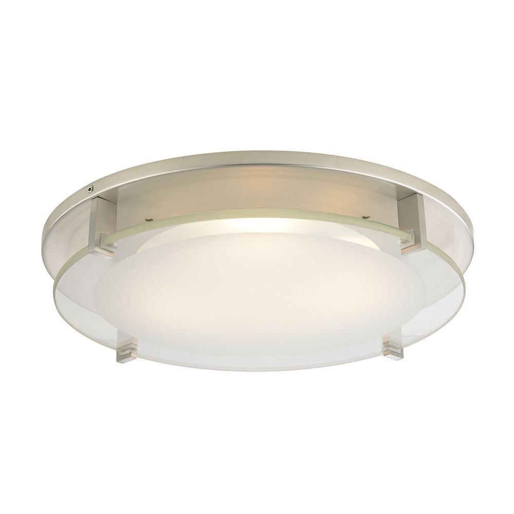 Recessed Ceiling Light Trim With Frosted Glass For 5 And 6 Inch Recessed Housings Lightfixtu Modern Recessed Lighting Ceiling Lights Recessed Lighting Trim