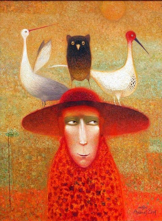 Paintings by Arunas Zilys