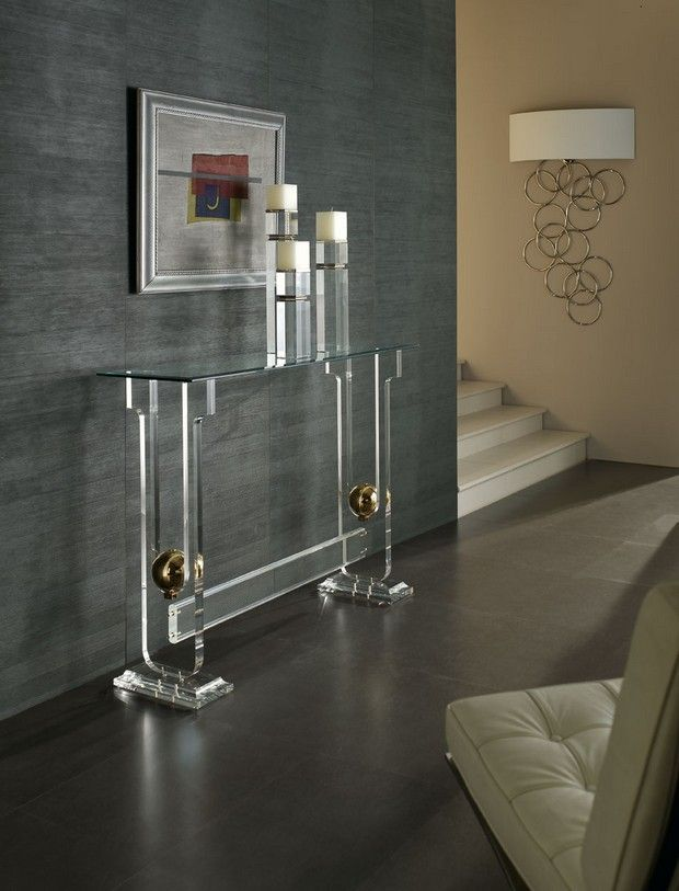 Top 50 Modern Console Tables Console Table Decorating Modern
