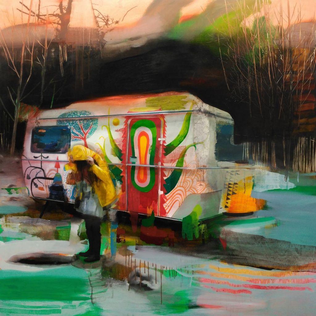 Artiste Peintre Contemporain Toulouse josé luis cena - galerie alain daudet toulouse france | les
