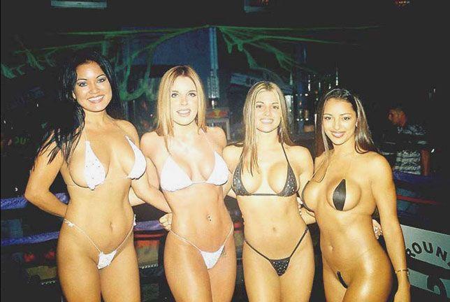 Iranian bikini contest