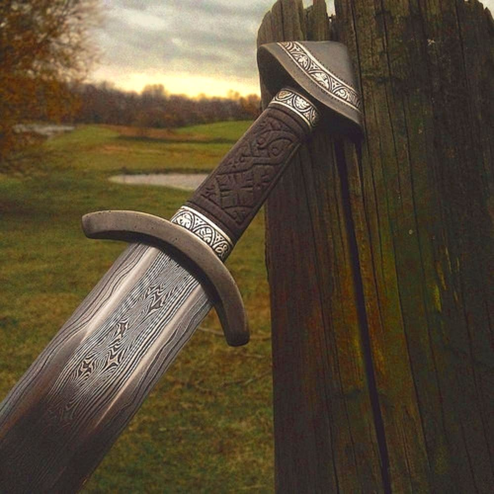A Magnificent Masterpiece Of A Viking Sword By Cedarlore