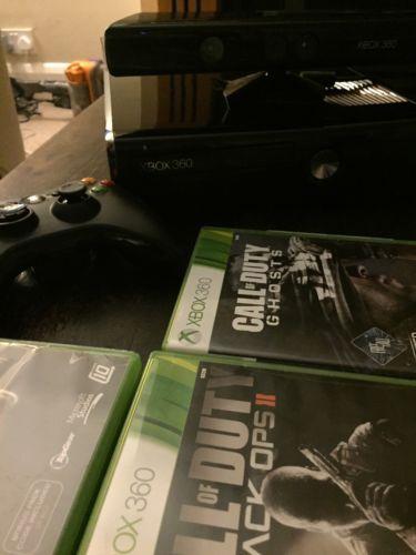 Xbox 360 Black Console Kinect Bundle https://t.co/PRxQfbWOjB https://t.co/iQN0of4Gvu