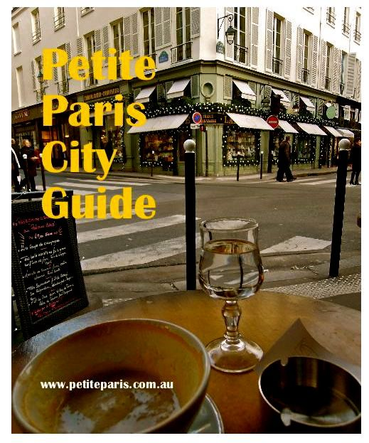 Petite Paris, Australian Traveller eBook LAUNCH