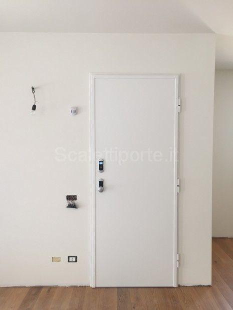 Porta blindata elettronica Dierre serie Bi-elettra con gestione ...