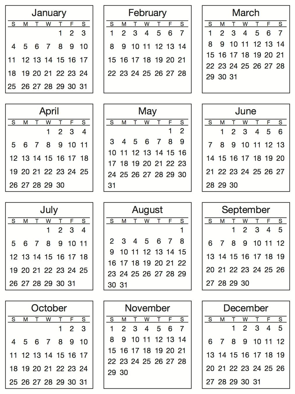 1000+ images about Calendar on Pinterest