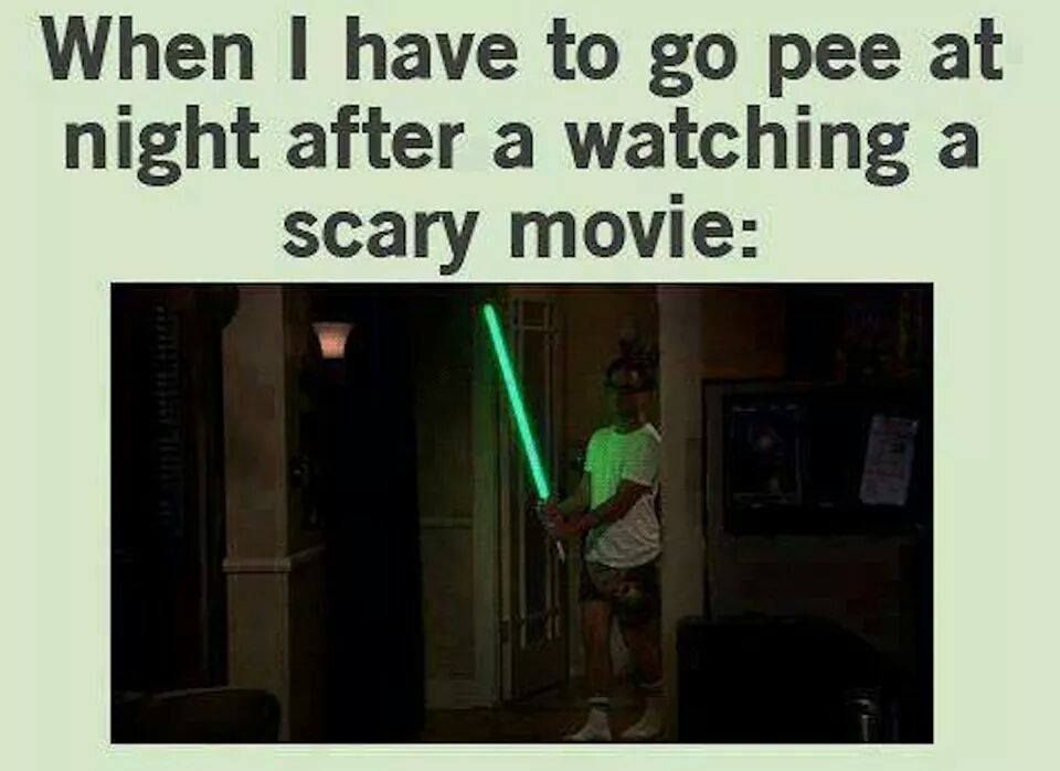 effects of watching horror movies
