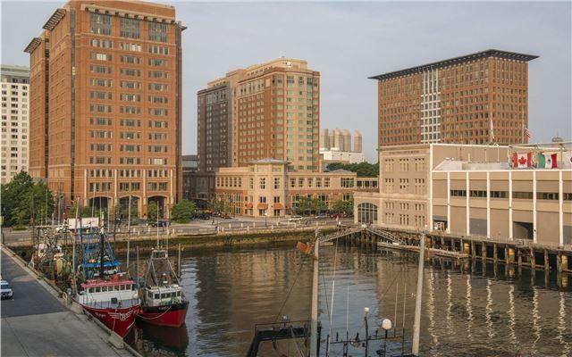Boston Harbor Hotel Near Logan Airport Seaport
