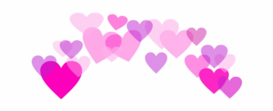 Transparent Pastel Blue Heart Google Search Blue Heart Crown Png Pink Heart