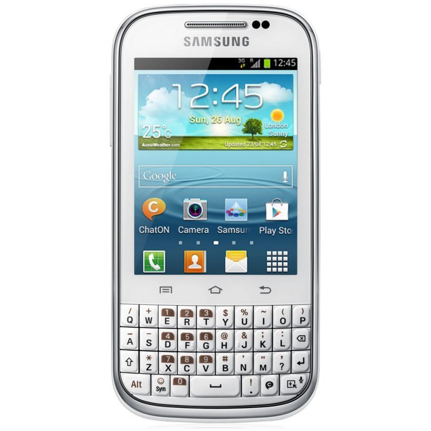 Harga Galaxy Chat B5330 Dulu Sekali Handphone Dengan Tombol Jamak