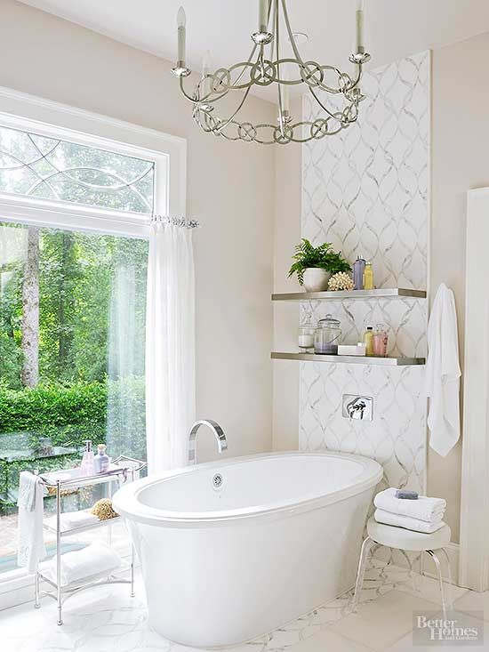 Beige Bathroom Designs Delectable What's More Relaxing Than A Soothing Neutral Dress Your Bath In Inspiration