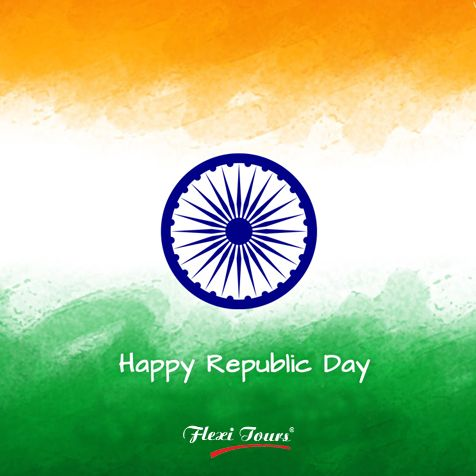 #HappyRepublicDay - www.flexitours.net
