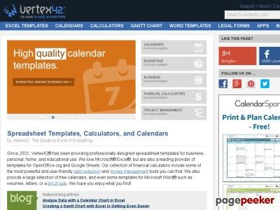 nice Excel Templates, Calendars, Calculators and Spreadsheets by - microsoft word templates calendar