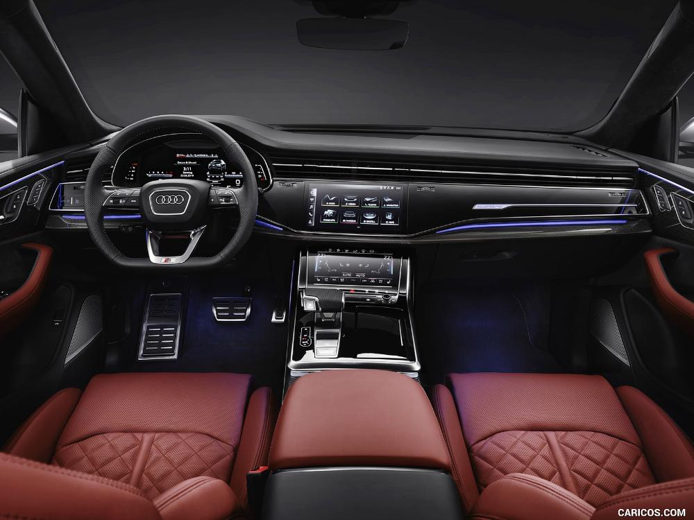 2020 Audi Sq8 Tdi Car Rear View Mirror Audi Tdi