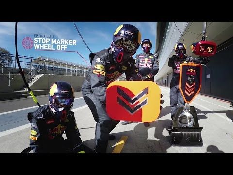 The Amazing Choreography Behind a 20 person, 2 Second, F1 Pit Stop «TwistedSifter