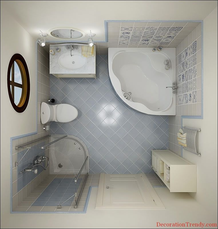 grey 2014 Small Bathroom Design Ideas & grey 2014 Small Bathroom Design Ideas | Aquaform - Aranżacja ...