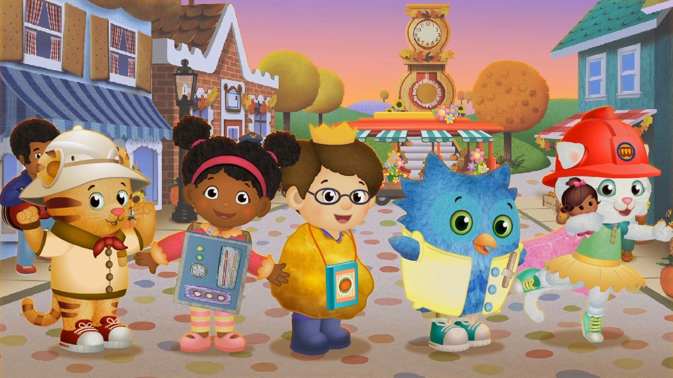 A special #Halloween-themed episode of Daniel Tiger's Neighborhood ...