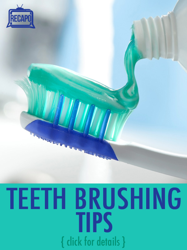 Need to remember these tips when brushing  Dr  Oz recommends the