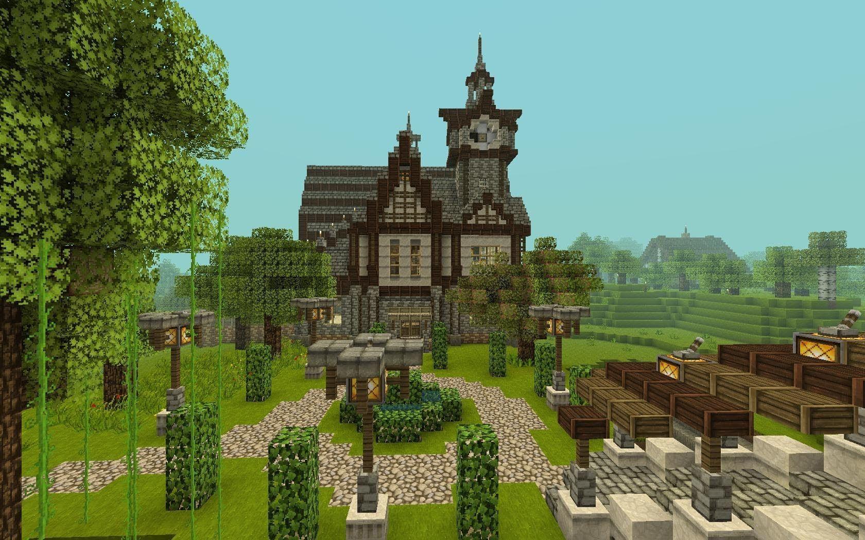 Minecraft Haus Ideen Mittelalter Excellent Gallery Of Tutorial - Minecraft haus ideen deutsch