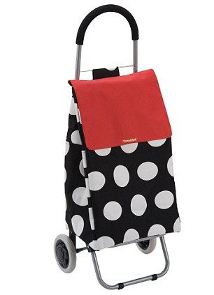 029b5349e068 Granny chic is back! Shopping trolleys are the hot new must-have for ...