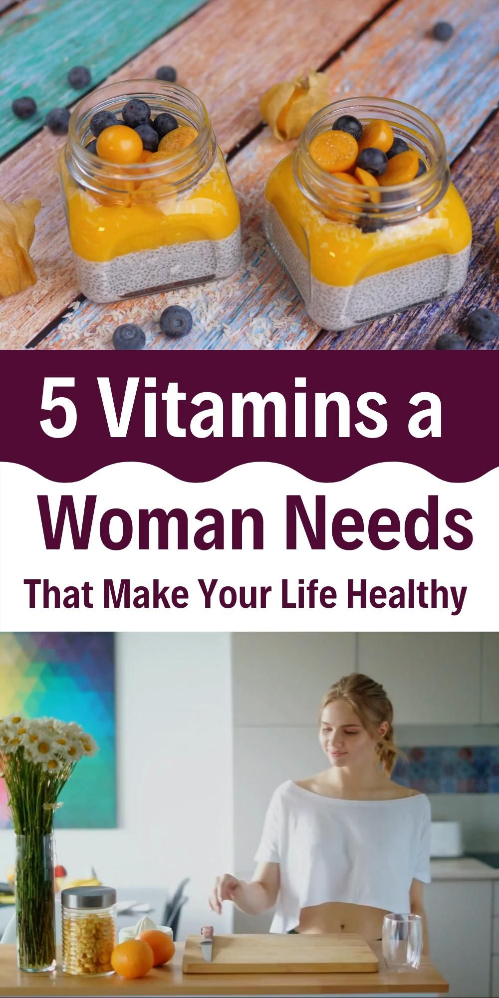 Just a healthy diet is no longer enough to fulfill the demands on you, keep you energetic and on top. So, what are these magic supplements? Read on! We will first enlist the essential vitamins and later talk about vitamins women in particular need as supplements, in addition to their dietary consumption. #womenfitness #healthydietsforwomen #womenhealthandfitness #womennutrition #energyvitaminsforwomen #vitaminsforweightloss