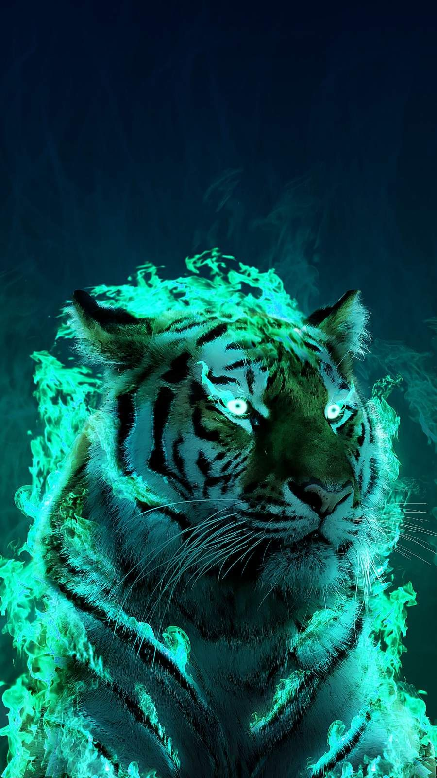 Tiger King iPhone Wallpaper - iPhone Wallpapers
