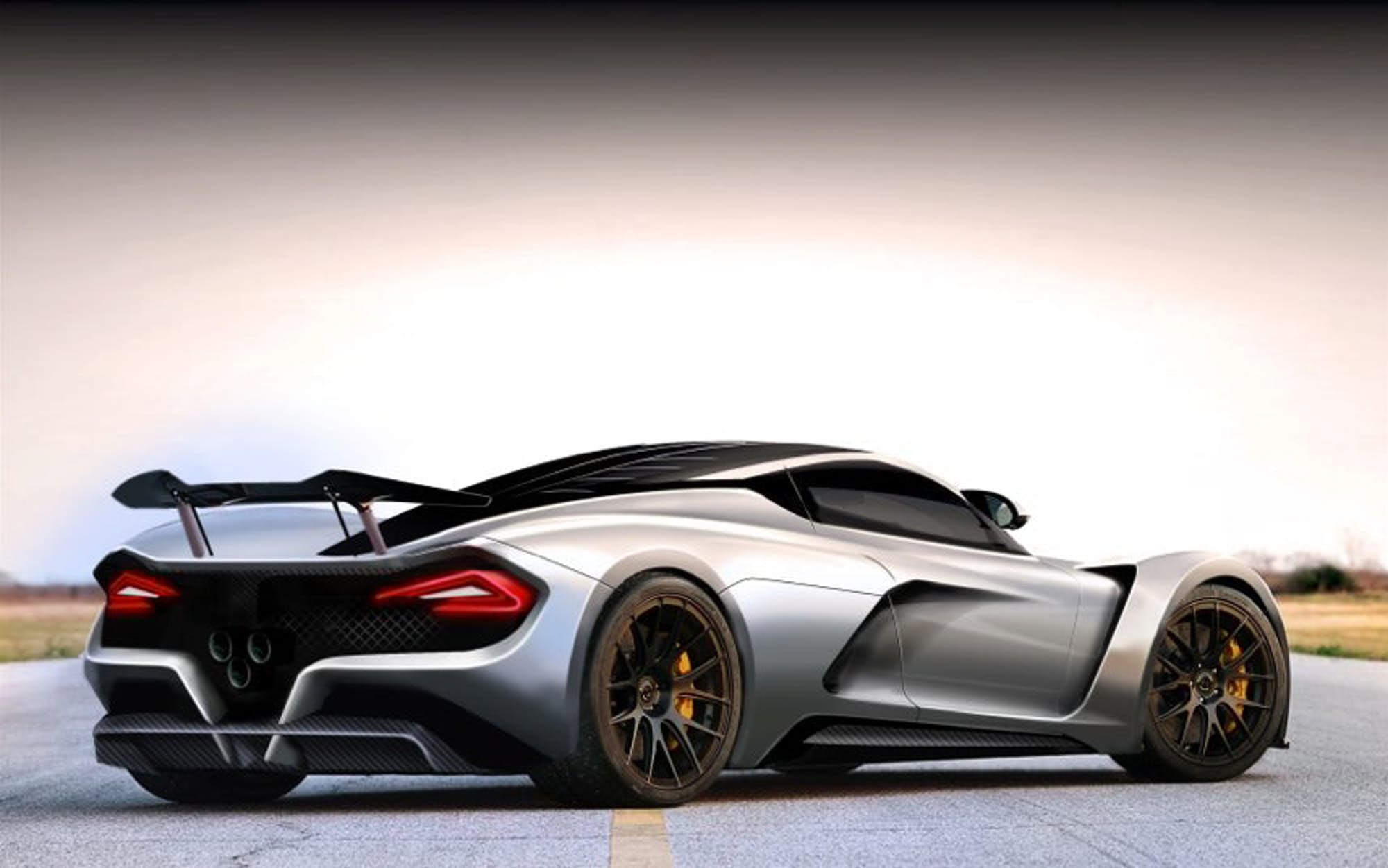 Hennessey Hints At 300 Mph With New Teaser For Venom F5 Supercar Hennessey Venom Gt Super Cars Hennessey