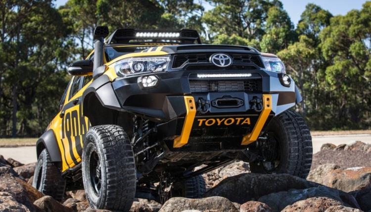 2018 Toyota Tonka Concept Philippines Toyota hilux