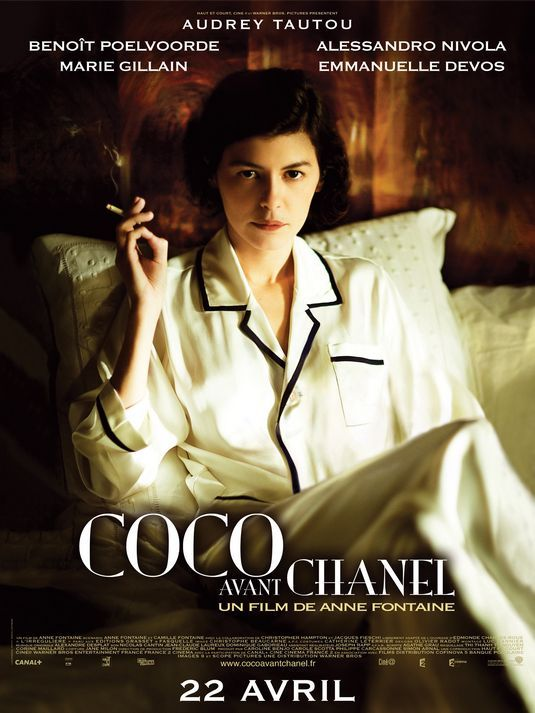 coco avant chanel (2009) - coco before chanel. i can not recommend