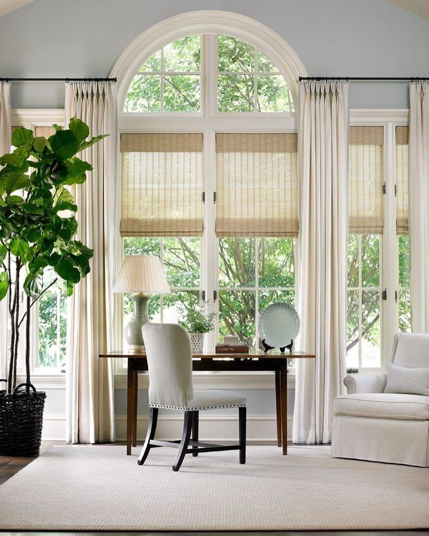 Window dressing ideas for arched windows   likes  comments  build prestige homes buildprestigehomes