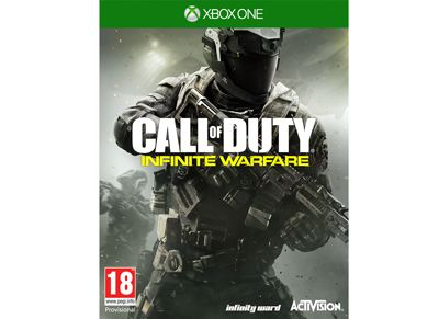Call of Duty Infinite Warfare - Xbox One Game - http://tech.bybrand.gr/call-of-duty-infinite-warfare-xbox-one-game/
