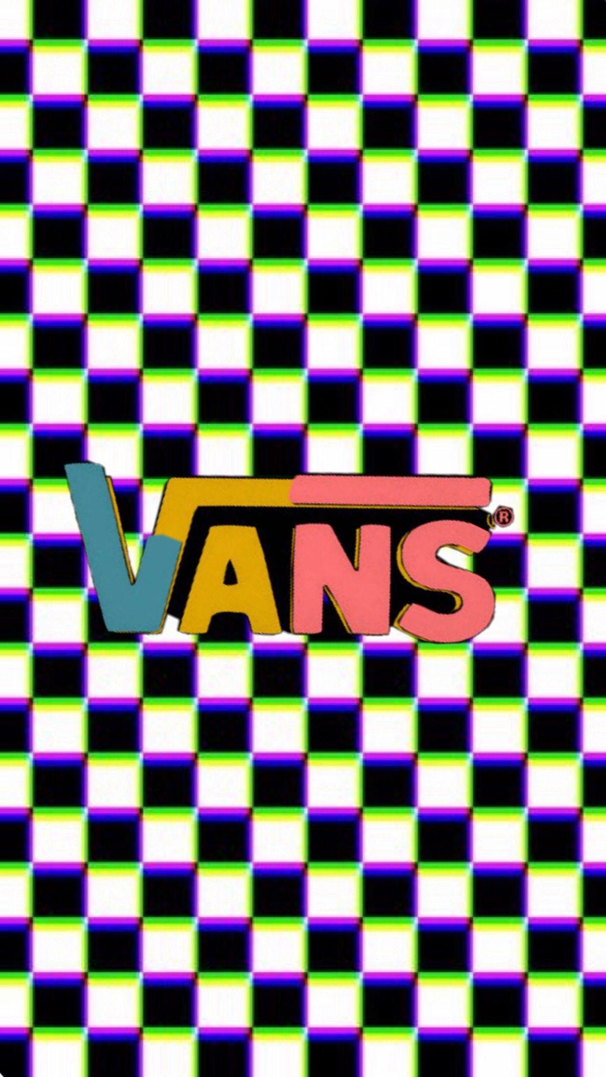Photo By Alexialambert2 Iphone Wallpaper Vans Hype Wallpaper