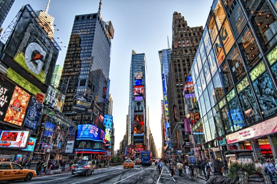 Times Square Nyc One Of The Best Cities In The World Times Square New York Nyc Times Square New York