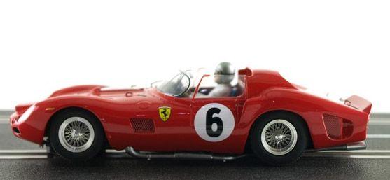 Le Mans Miniatures LMM-132072M 1962 Ferrari 330TRI Le Mans