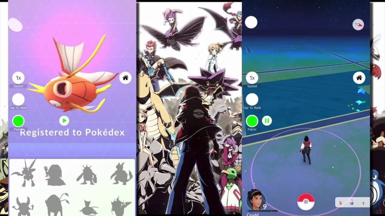 How to hack pokemon go pokemon go pokemon pokego