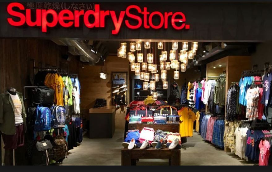 Superdry Store Online Superdry Outlets Market Place Outdoor Store Superdry Online Store
