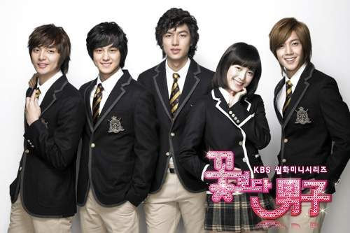 Kdrama  C B Boys Over Flowers Countdown Every Episode Ranked