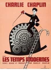 Les Temps Modernes Les Affiches Du Film Fan De Cinema Temps Modernes Affiche Film Chaplin