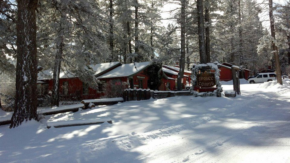 cabins charming cloudcroft cabin top copper homeaway vacation rental